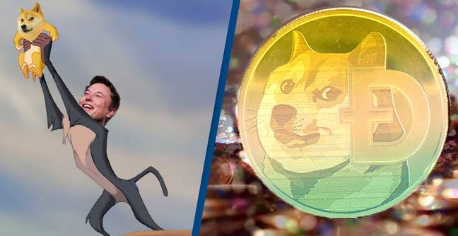 Dogecoin Explodes As It Passes 14 Cents At All Time High