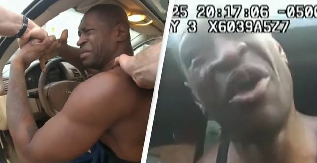 George Floyd Pleads 'I'm Not A Bad Guy' In New Body Cam Footage From Murder Trial
