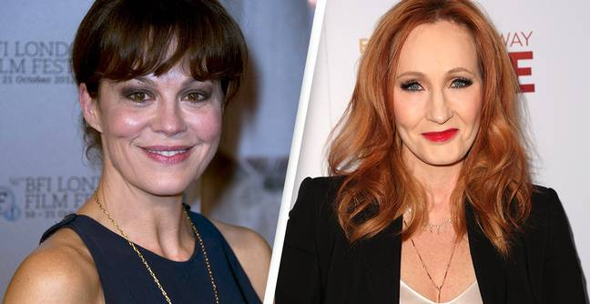 JK Rowling Leads Tributes To Harry Potter Star Helen McCrory