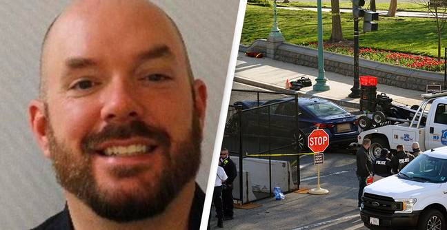 Tributes Pour In For Police Officer Killed In Last Night's Capitol Attack