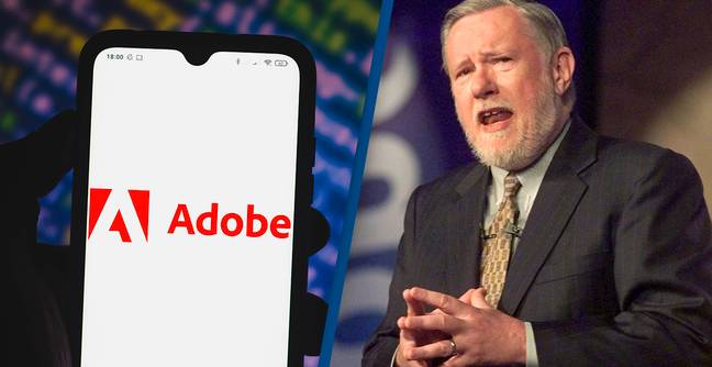 Dr. Chuck Geschke, Co-Founder Of Adobe And Inventor Of PDF, Dies Aged 81