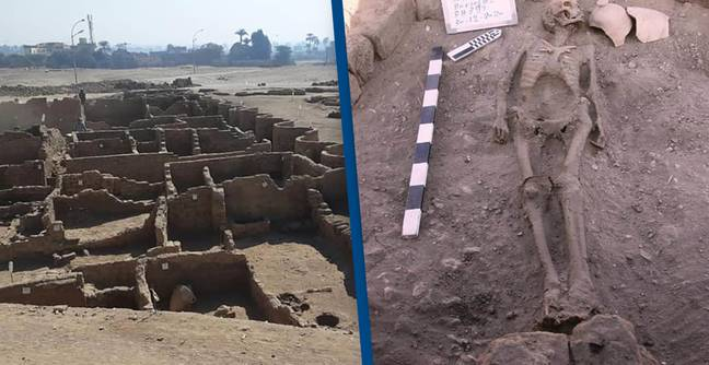 Archaeologists Discover 3,000-Year-Old Lost Egyptian City Left 'As If It Were Yesterday'