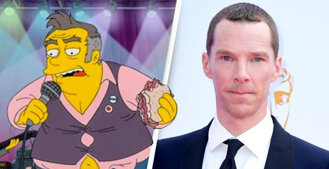 Morrissey's Manager Calls Out Benedict Cumberbatch For 'Hurtful And Racist' Simpson's Episode