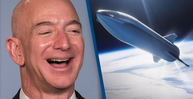 Jeff Bezos's Space Flight Company To Design Nuclear-Powered Rocket For Pentagon