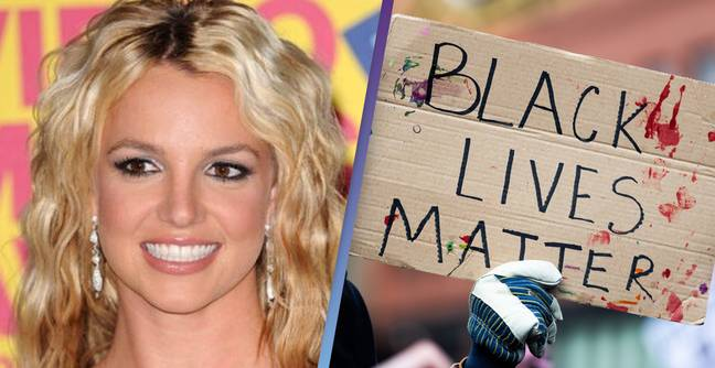 Britney Spears Throws Support Behind Black Lives Matter Movement