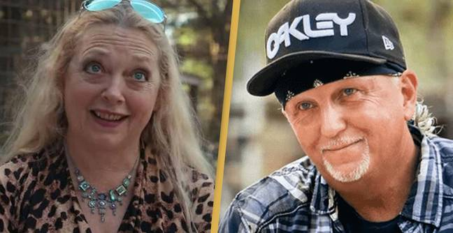 Tiger King Star Jeff Lowe Accuses Carole Baskin Of Spying On Him With Drones