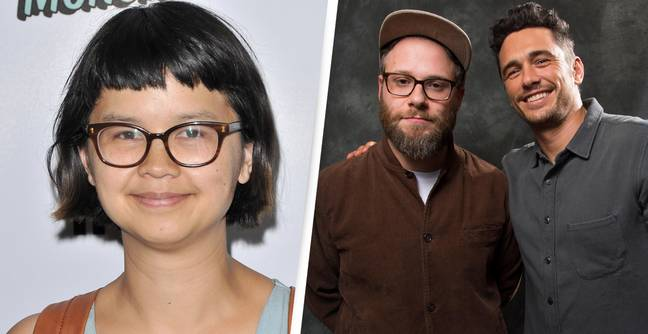 Actor Charlyne Yi Accuses Seth Rogen Of 'Enabling' James Franco, Who She Alleges Is 'Sexual Predator'