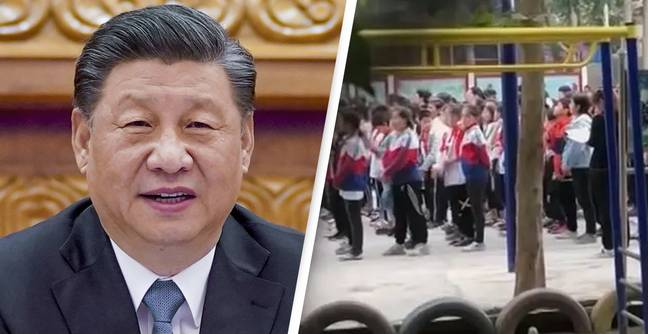 China Is Committing 'Crimes Against Humanity' On Uighur Muslims, Human Rights Group Says