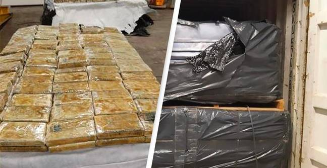 Nearly 28 Tons Of Cocaine Worth $1.65 Billion Seized After Police Access Criminal Network