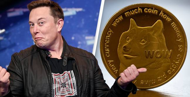 Elon Musk Says SpaceX Will 'Put A Literal Dogecoin On The Literal Moon'