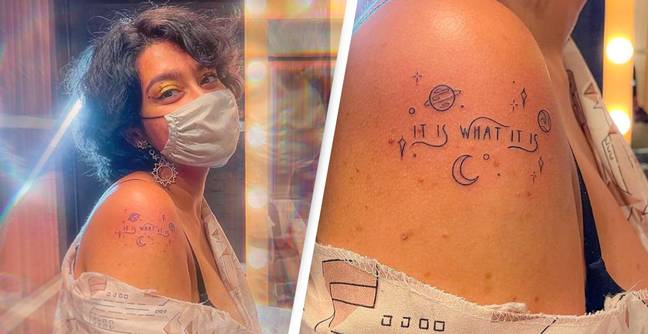 New York Tattoo Studio Offering Real Tattoos That Fade In A Year So You Have No Regrets