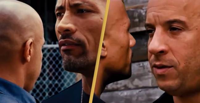 Fast And Furious Fans Perplexed By Seriously Confusing Perspective In Film Scene