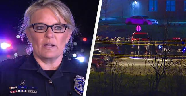 At Least Eight People Killed In Mass Shooting At Indianapolis FedEx Building, Police Confirm