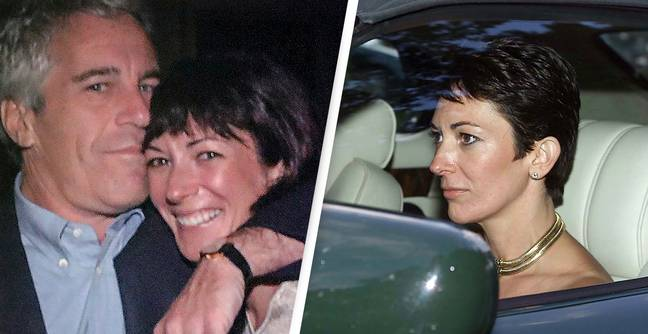 Ghislaine Maxwell Pictured With Black Eye In First Picture From Prison