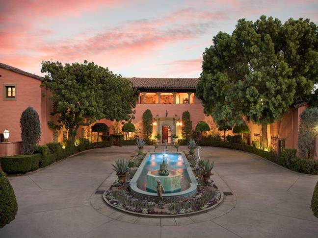 Iconic The Godfather Mansion Back On The Market With Huge $105 Million Discount
