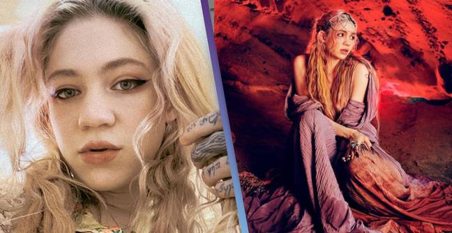 Grimes Says She's 'Ready To Die On Mars'
