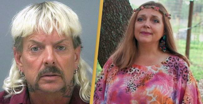 Joe Exotic Accepts Carole Baskin's Offer To Help Him Get Out Of Prison