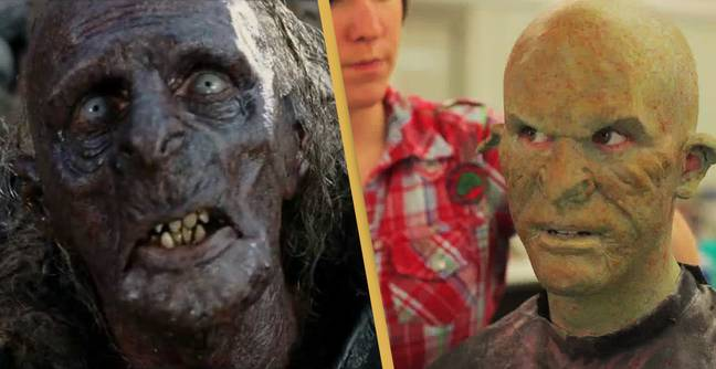 Lord Of The Rings Orc Actor Had On-Set Panic Attack Because Of All The Prosthetics