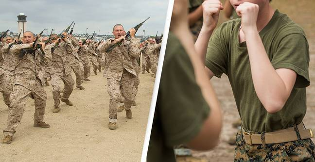 Women Complete 54-Hour 'Crucible' Test To Become US Marines For First Time