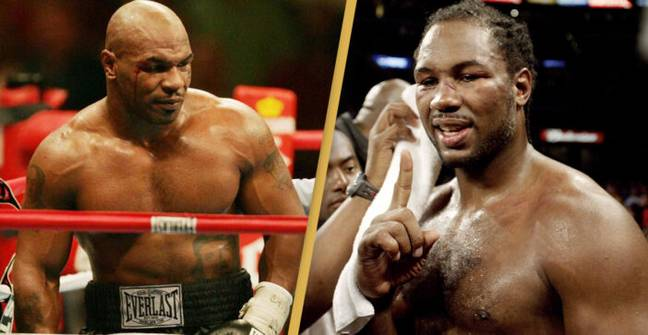 Mike Tyson Just Confirmed He's Fighting Lennox Lewis In September