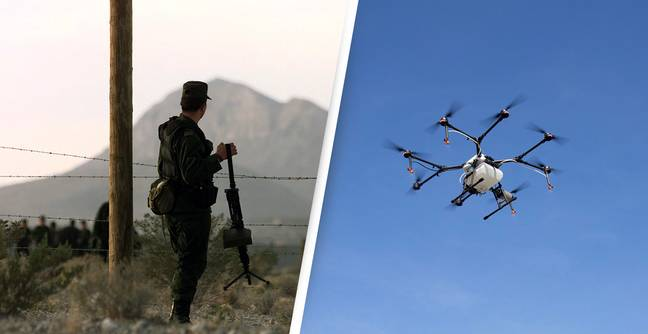 Mexican Drug Cartel Is Dropping Bombs On Cops With A Drone