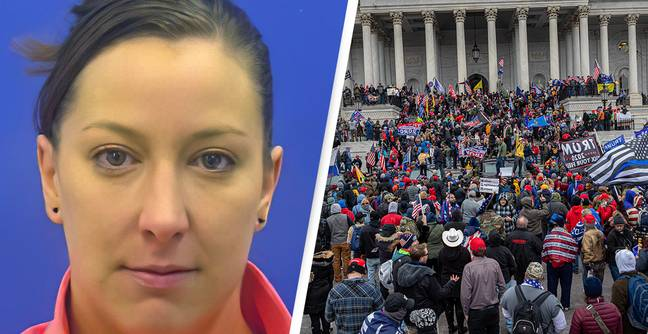 Police Officer Who Killed Capitol Rioter Ashli Babbitt Will Not Be Charged
