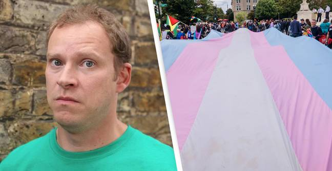 Robert Webb Faces Backlash Following Interview About Past Criticism Of Transgender Charity Mermaids