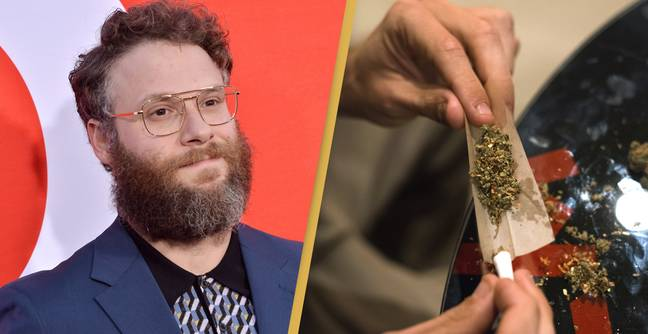 Seth Rogen Says Marijuana Being Illegal Is 'Just A Way To Put Black People In Jail'