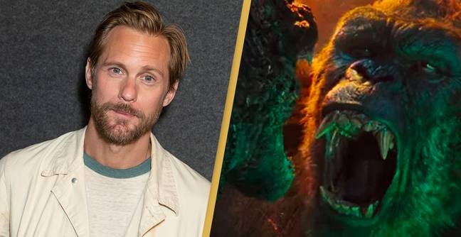 Alexander Skarsgård On Wanting To Destroy Kong, The Northman And Going Back To The Cinema
