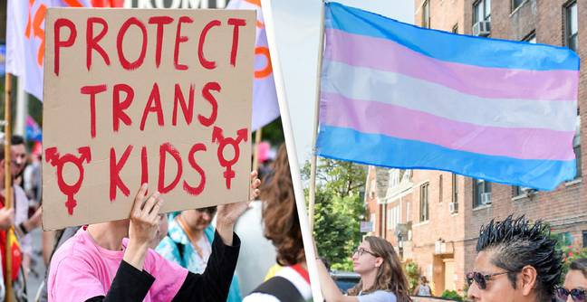 Texas Proposes Bill To Separate Trans Children From Their Families