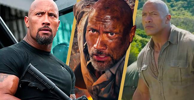 How The Rock Became The Most Electrifying Man In... All Entertainment