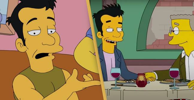 The Simpsons Recasts Gay Character Julio With Gay Voice Actor