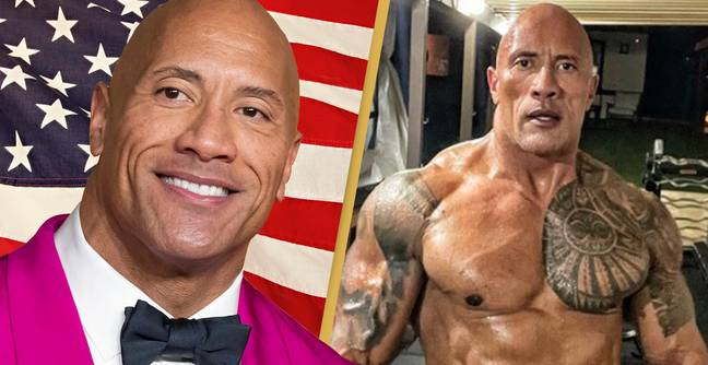 Nearly Half Of Americans Want Dwayne 'The Rock' Johnson As President, Poll Finds