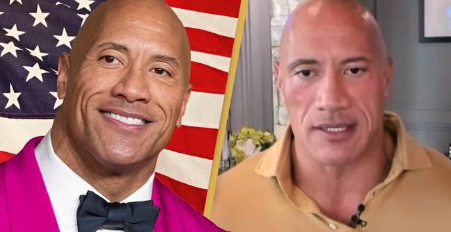 The Rock Confirms He Will Run For President If 'This Is What The People Want'