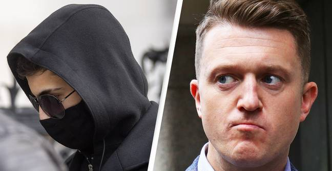 Syrian Teenager Suing Tommy Robinson Seeking At Least £150,000 Damages