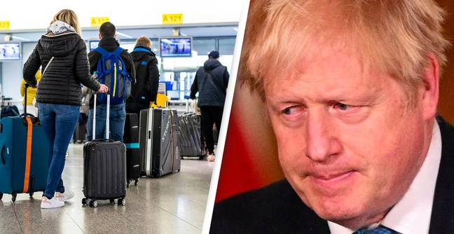8,000 Tourists Allowed Into UK Every Day Despite Brits Being Banned From Travel