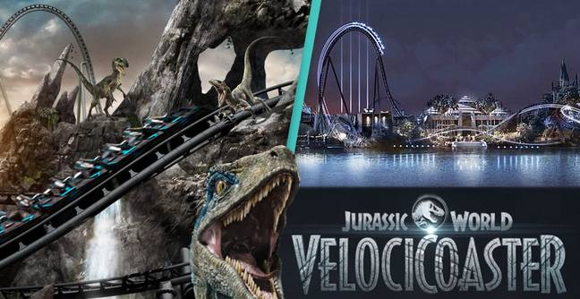 Jurassic World 'VelociCoaster' Coming To Universal Studios Florida On June 10