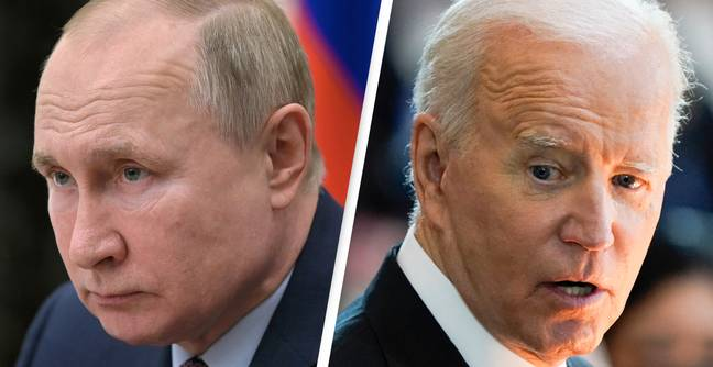 Russian State Media Claims War With US 'Inevitable' As Tensions On Ukraine Border Rise