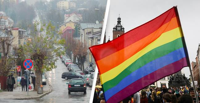 Polish Town That Went 'LGBT Free' Two Years Ago Bitterly Regrets Decision
