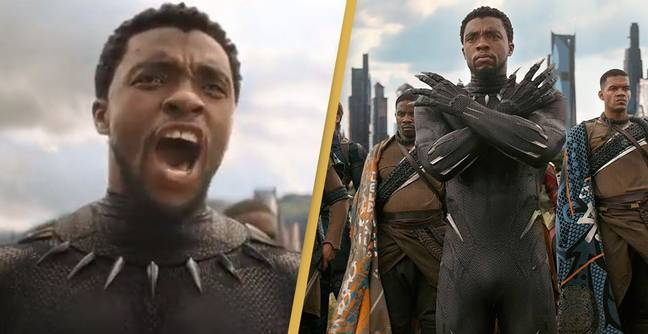 Black Panther 2 Officially Titled Black Panther: Wakanda Forever