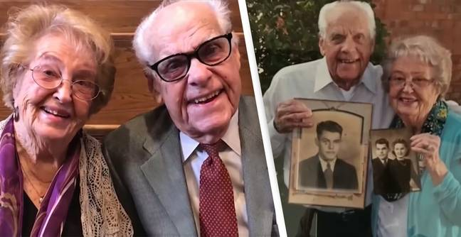 101-Year-Old Celebrates 80th Anniversary With 103-Year-Old Husband