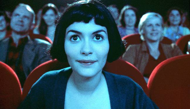 Audrey Tautou in Amélie. (UGC-Fox Distribution)