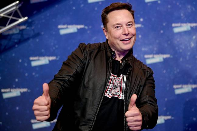 Elon Musk tweets about cryptocurrency (PA Images)
