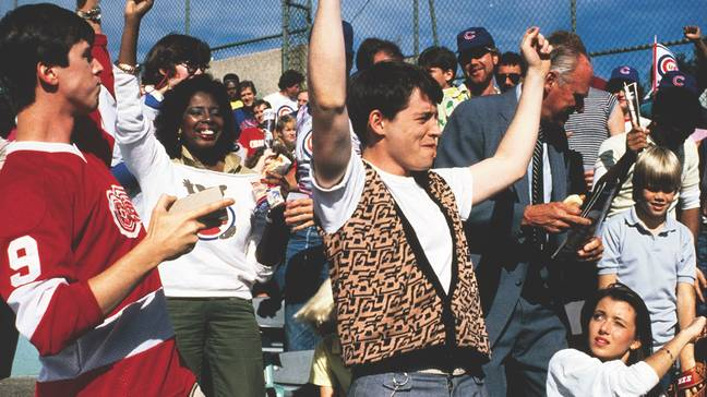 Ferris and Cameron (Paramount Pictures)