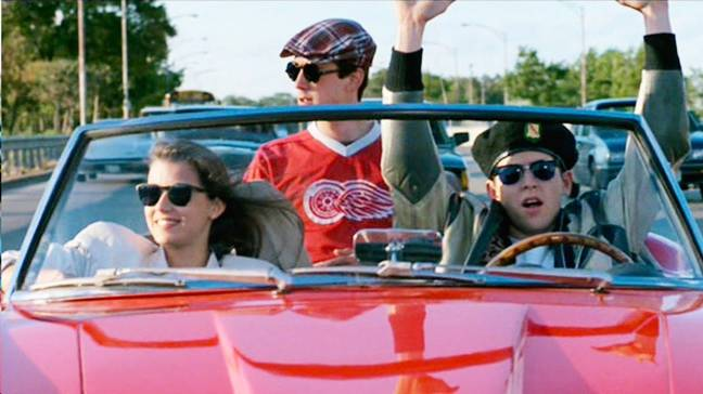 Ferris and the gang (Paramount Pictures)