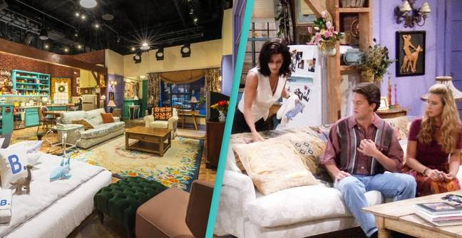 Friends Fans Can Now Have The 'Ultimate Sleepover' In Monica And Rachel's Apartment