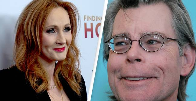 Stephen King Says JK Rowling Blocked Him For Supporting Trans Women