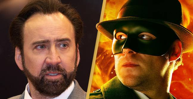 Nicolas Cage Reportedly Wanted To Play White Guy With Jamaican Accent In Green Hornet