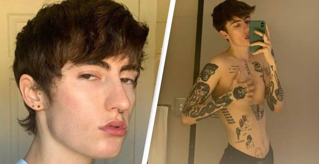 Model Olly Eley Becomes ELLE UK's First Non-Binary Cover Star