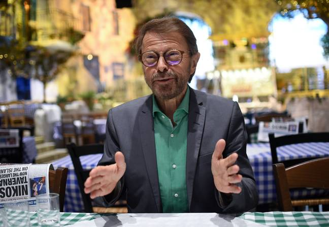 Bjorn Ulvaeus of ABBA. (PA Images)